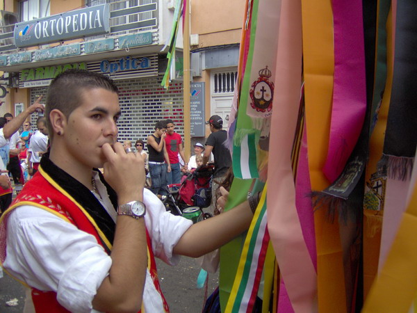 Fiestas de Mayo: Romeria 2008, Los Realejos, Teneriffa