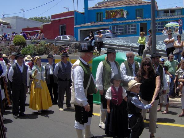 Romería 2008 in La Esperanza - Teneriffa - Kanarische Inseln