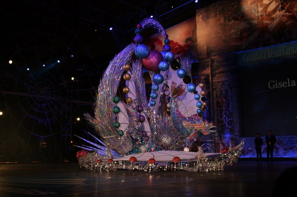 Die 18 Kandidaten zur Wahl der Karnevalskönigin 2009