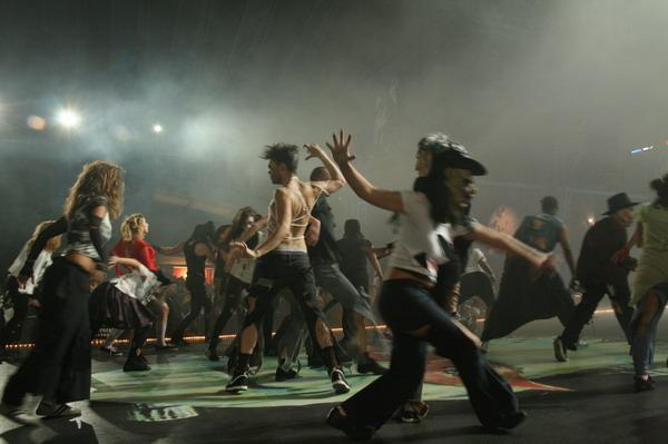 Thema Horror - Karneval 2009 auf Teneriffa