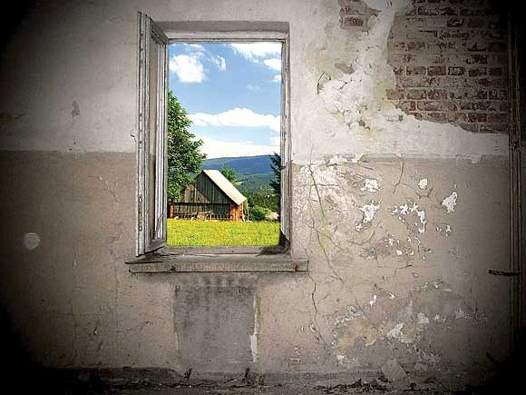 Träume sind auch kleine Fluchten aus der Realität.