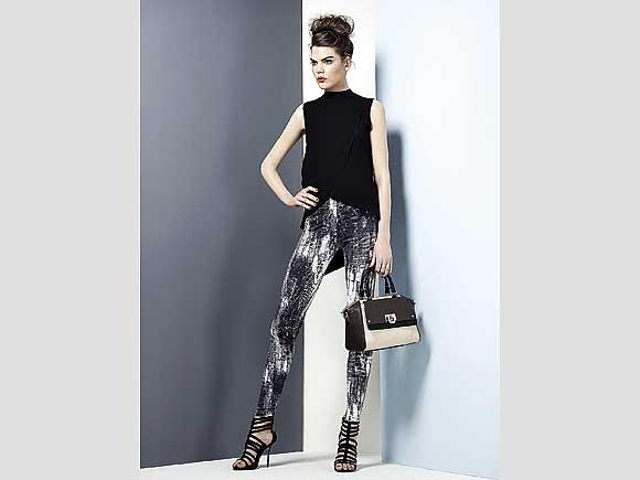 Der neue Schwarz-Weiß-Look: Klare Linien, schmale Schnitte. Von House  of Fraser