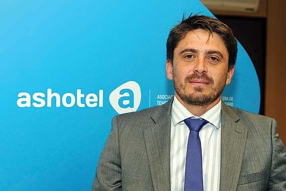 Jorge Marichal führt seit Oktober 2011 den Verband Ashotel an.