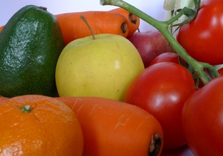 Fruit and vegetables are some of the main foods wasted