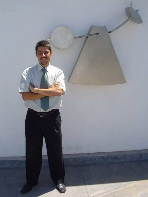 Alberto Bernabé Teja, manager at Spet