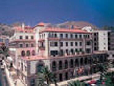 Sheraton Mencey Hotel in Santa Cruz, Tenerife
