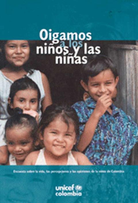Lets listen to the children - Unicef.