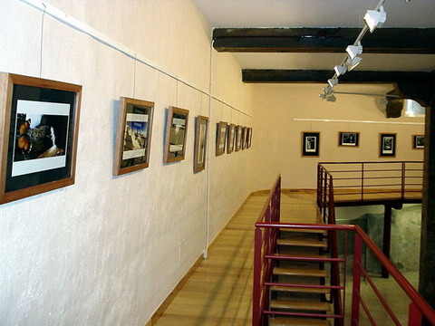 The Aliibe exhibition hall hosts a photography display until 16th November