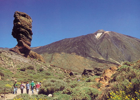Although sesimic activity has increased, Teide is no danger of erupting in the near future