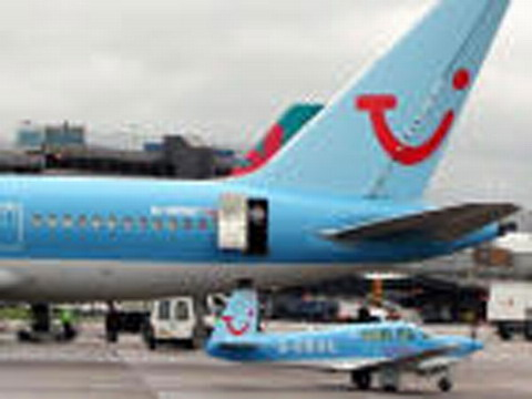 TUI is the owner of Thomascook