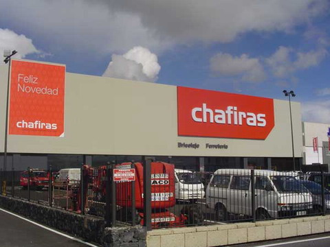 Visit the new Chafiras centre