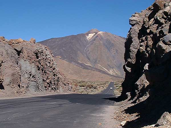 Teide National Park is number one with visitors