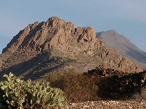 The mountainous areas of Tenerife will benefit from grants from Europe