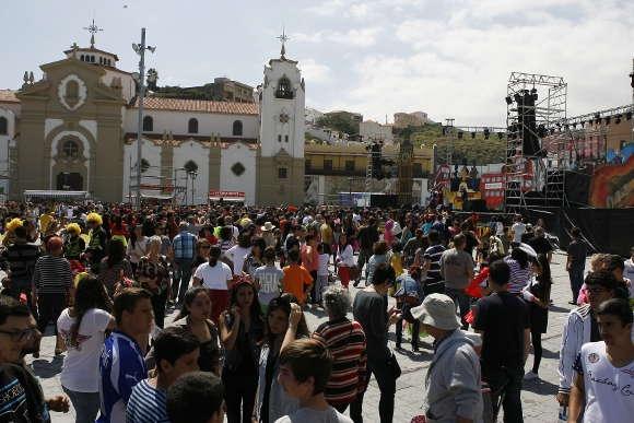 Erfolgreicher Carnaval de Día in Candelaria.