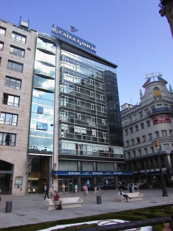 La Caixa announced a 20 per cent increase in business last year