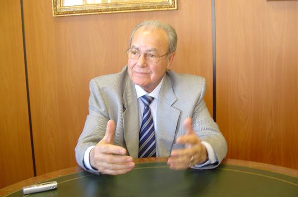 Ignacio González, President of the Chamber of Commerce