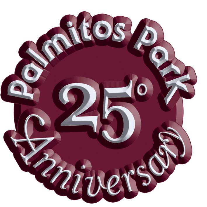 Palmitos Park celebrates its 25th anniversary in April