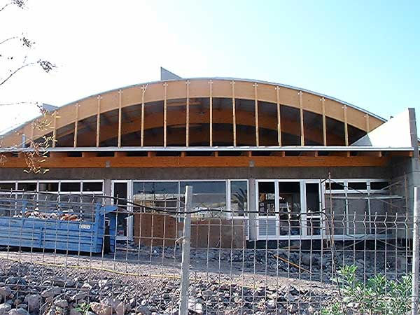 The Adeje sports centre could finally be finished by next year