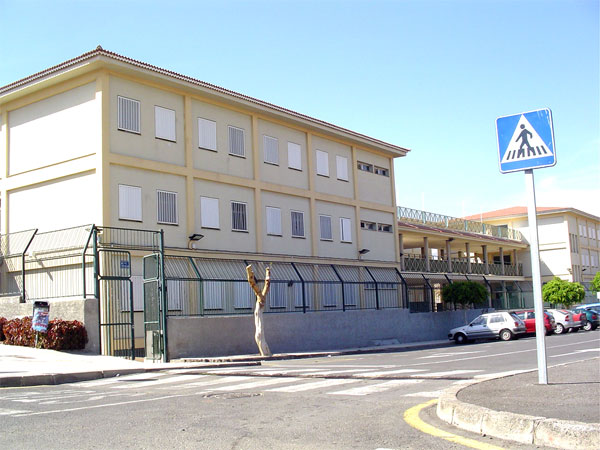 IES Los Cristianos was one  of the schools that participated in the ULL project