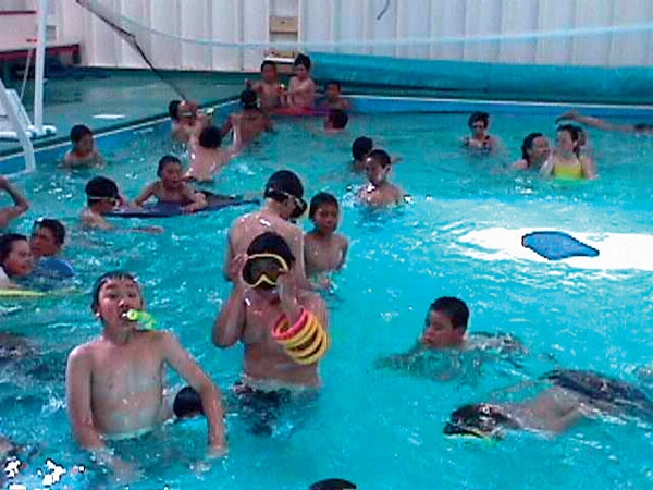 Do the best for your kids and enroll them in swimming classes