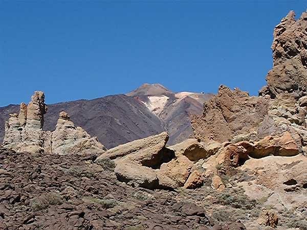 El Teide is Spain
