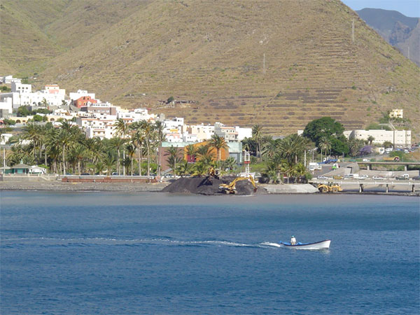La Gomera is the most expensive island for buying your basic groceries