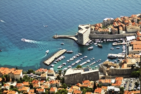 Dubrovnik; Croatia's spectacular old port