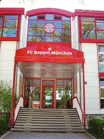 The club have been compared to Bayern Munich