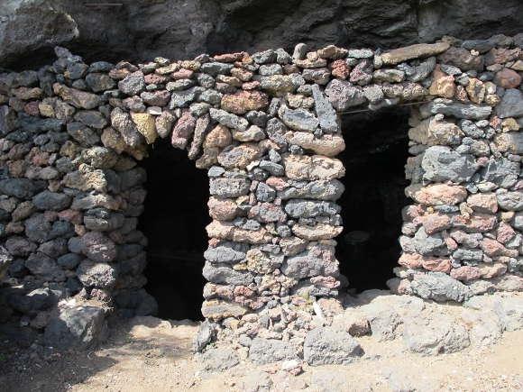 Die Cueva el Caracol auf El Hierro.
