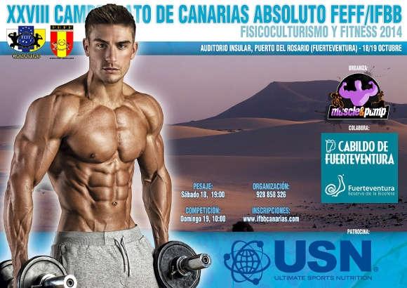 Bodybuildung auf Fuerteventura