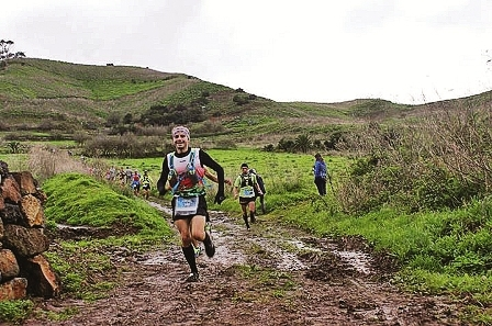 The K42 Canarias Anaga Marathon earlier this month