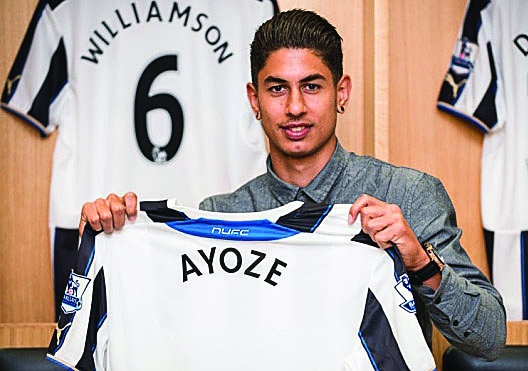 Ayoze could be in line for an international call-up