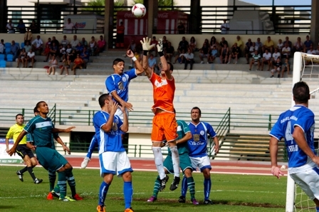CD Marino are flying high this season