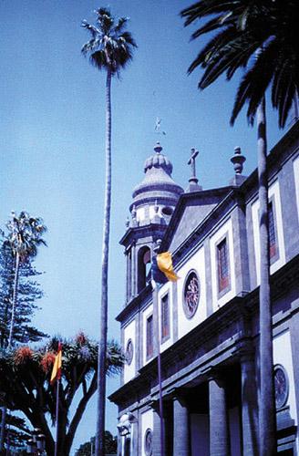 Der Bischofssitz: Die Kathedrale