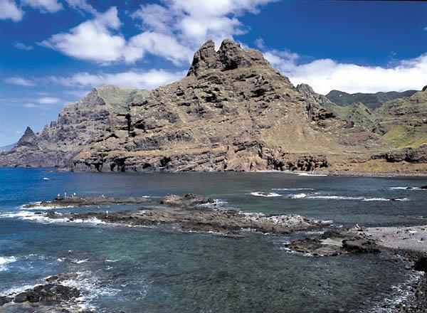 Punta del Hidalgo: Fast am Ende der Welt