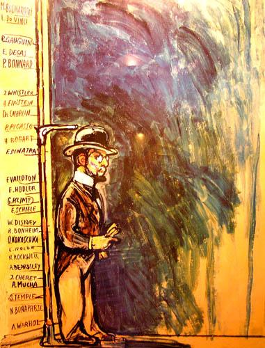 Toulouse-Lautrec Ausstellung in Puerto de la Cruz