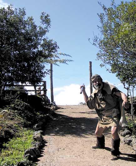 Die Guanchen bevölkerten einst Teneriffa