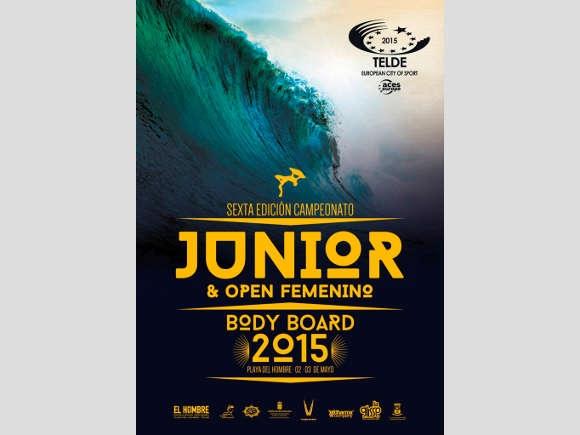 Bodyboardmeisterschaft der Damen