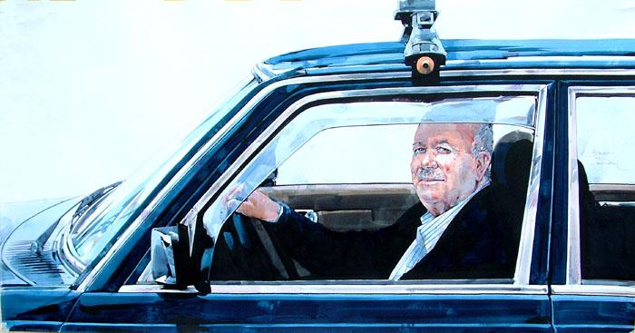 Taxifahrer Alesandro