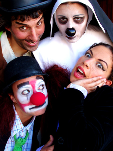 Comedy-Theater Clownbaret