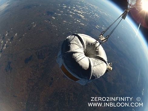 The Earth from a different perspective – a truly awesome adventure