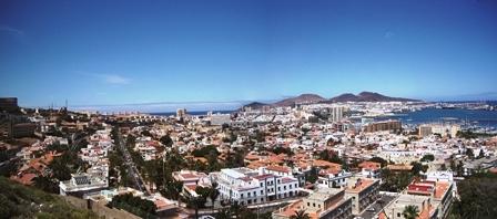 A shopping metropolis: Las Palmas de Gran Canaria