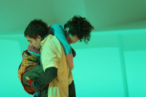 Choreographien, inspiriert von Kandinsky: Tenerife Danza Lab
