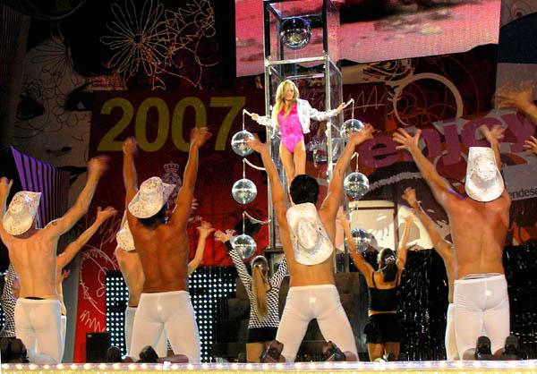 "Choreographnen-Inspiration ""Madonna"""