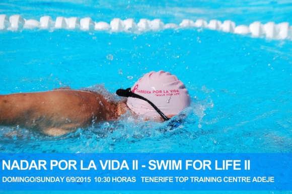 Nadar por la vida