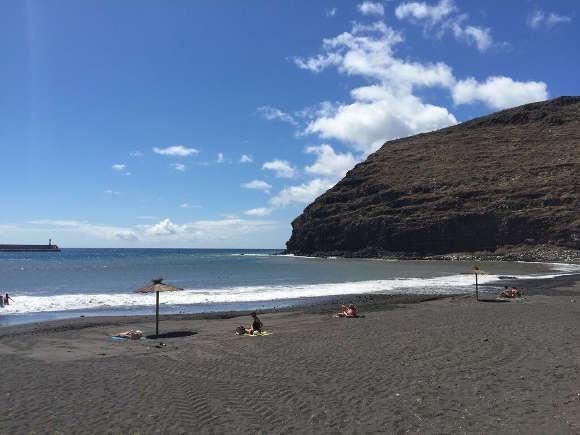 Ein neues Image für den Strand der Inselhauptstadt.