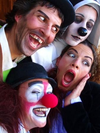 Kabarettgruppe CLOWNBARET