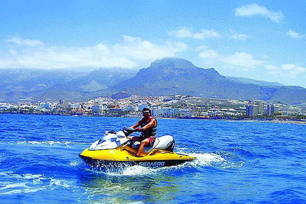 There are exciting business opportunities available in the water-sports and excursions sectors