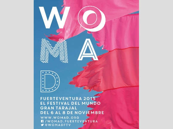 Womad 2015 in Tuineje: Open-Air am Strand