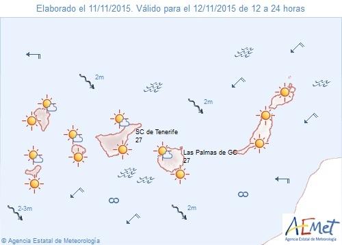 46590 1447280169 1000051 - nachrichten - Wetterprognose für Donnerstag 11.11.2015